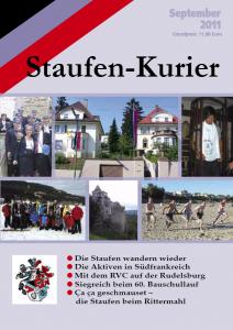 Staufenkurier 2011
